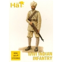 hat 8236 infanterie indienne 1914/1918