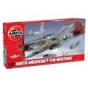 airfix 01004 P-51D Mustang (nouv. moule)
