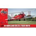 airfix 01024 de Havilland DH.82 Tiger Moth (Civil)  (nouv. moule)