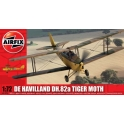 airfix 01025 de Havilland DH.82 Tiger Moth (RAF)  (nouv. moule)