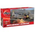 airfix 02047  F-51 Mustang [P-51D]  (nouv. moule)