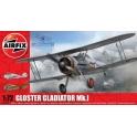 airfix 02052 Gloster Gladiator Mk.I  (nouv. moule)