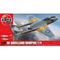 airfix 02058 Vampire T.11   (nouv. moule)
