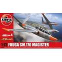 airfix 03050 Fouga CM.170 Magister