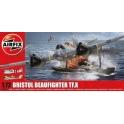airfix 04019 Bristol Beaufighter Mk.X (nouv. moule)