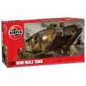 airfix 01315 Tank Mk.I  male anglais