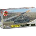 airfix 02334 Sherman Calliope
