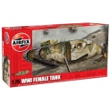 airfix 02337 Mark I female anglais