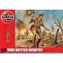 airfix 01727 infanterie anglaise 14/18