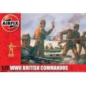 airfix 01732 commandos anglais 39/45