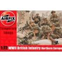 airfix 01763 Infanterie anglaise 39/45 (nouv.moule)