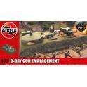airfix 05701 D-Day Gun Emplacement.
