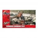 airfix 03381 Poste de commandement détruit