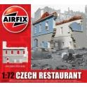 airfix 75016 Maison tchèque détruite