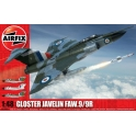 airfix 12007 Gloster Javelin FAW.9/FAW.9R  (nouv. moule)