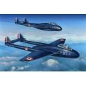 azur 11772  Vampire FB.5 'Arméé de l'Air & Aeronavale'