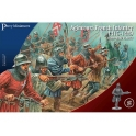 perry AO50 infanterie francaise Azincourt