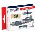 hataka AS 05 US navy fin de guerre