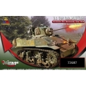 mirage hobby 72687 U.S.Light Tank M5A1 (Late) 3div.