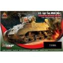 mirage hobby 72686 U.S.Light Tank M5A1 (Mid) 2.Div.