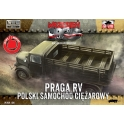 First to fight 34 camion praga