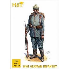 hat 8200 infanterie allemande 1914/1915