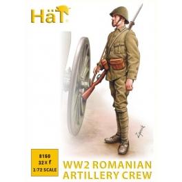 hat 8160 artilleurs roumains 39/45