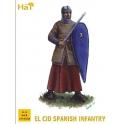 hat 8176 infanterie espagnole reconquista