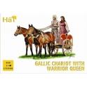 hat 8140 chariot celte et reine de guerre