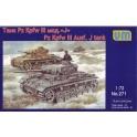 um 271 panzer III J