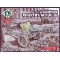 um 664 canon allemand 75mm IG37