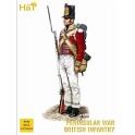 Hät 8186 Infanterie anglaise 1807-1814 (réédition)