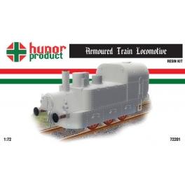 hunor 72201 locomotive de train blinde