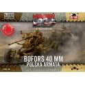 First to fight 36 Canon Bofor de 40mm (2 ex par boite)