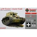 hunor 72007 char lourd hongrois Turan