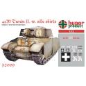 hunor 72009 char lourd hongrois 41M Turan