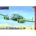 kpm 7259 Siebel Si-204E/Aero C-3B