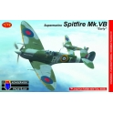 "kpm 7258 Spitfire Mk.VB ""Early"" Tchèque RAF"