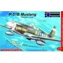 kpm 7230 P-51B Mustang 'Malcolm hood', USAAF