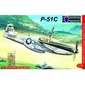 kpm 7233  P-51C Mustang, USAAF