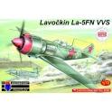 """kpm 7234 Lavochkin La-5FN """"VVS"""""""