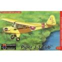 kpm 7242 Piper J-3 Cub