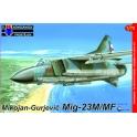 kpm 7251 MiG-23M/MiG-23MF