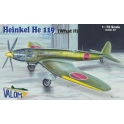 "valom 72101 Heinkel He 119 ""What-If"" Japonais"