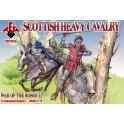red box 72056 cavalerie lourde ecossaise (guerre des roses)