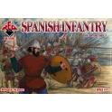 red box 72096 infanterie espagnole 16eme S. (set 2)