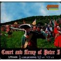 strelets 905 Armée et court de Pierre le grand de russie
