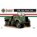 hunor 72055 camion hongrois Raba botonb