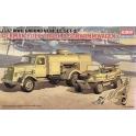 academy 13401 Tankwagen & Schimmwagen