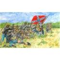 italeri 6178 infanterie sudiste (reboitage ESCI)